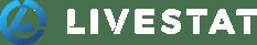 Livestat logo white - RGB-01