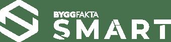 SMARTbyggfakta logo - Hvit